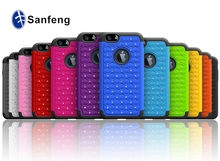 For Apple iPhone accessory Wholesale,bling protector case for iphone 6