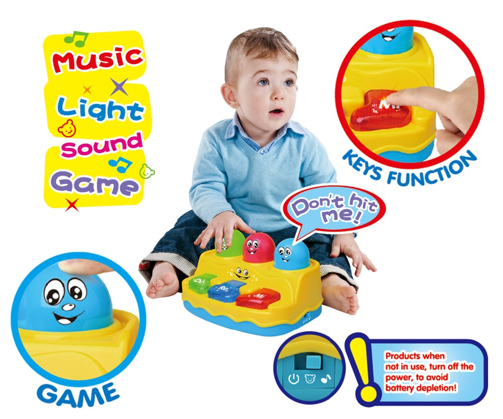musical instrument toy baby musical toy christmas gift 2016
