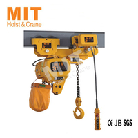 electric gate hoist with sufficient stock 2t wire rope electric gate hoist from china workshop