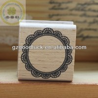 Superior Quality Wooden Rubber Stamps Custom