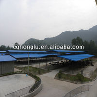 China Honglu Steel Building Cattle Farm