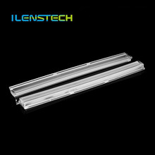 332mmx32mm asymmetric 20x90 LED linear lens / spot linear fresnel lenses