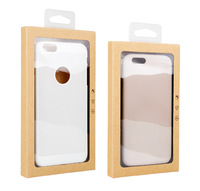 Luxury cheap price mobile phone for iphone case packing box , phone case packing
