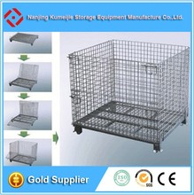 chinese supplier welding steel wire mesh cage