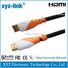 1.3 and 1.4 version hdmi cable , high-speed transmission up to 10.2GB/second for all image and sound standard