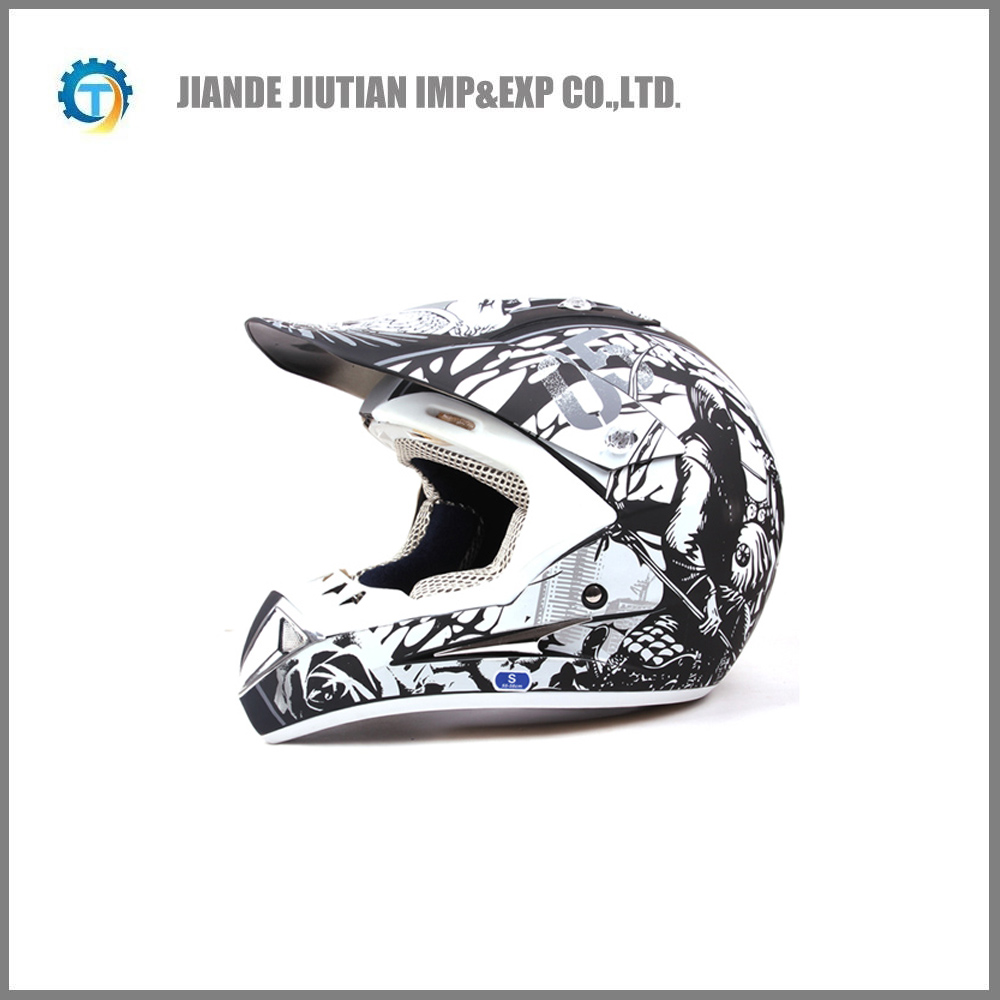 Best quality fox motocross helmet,off-road helmet with ECE certification