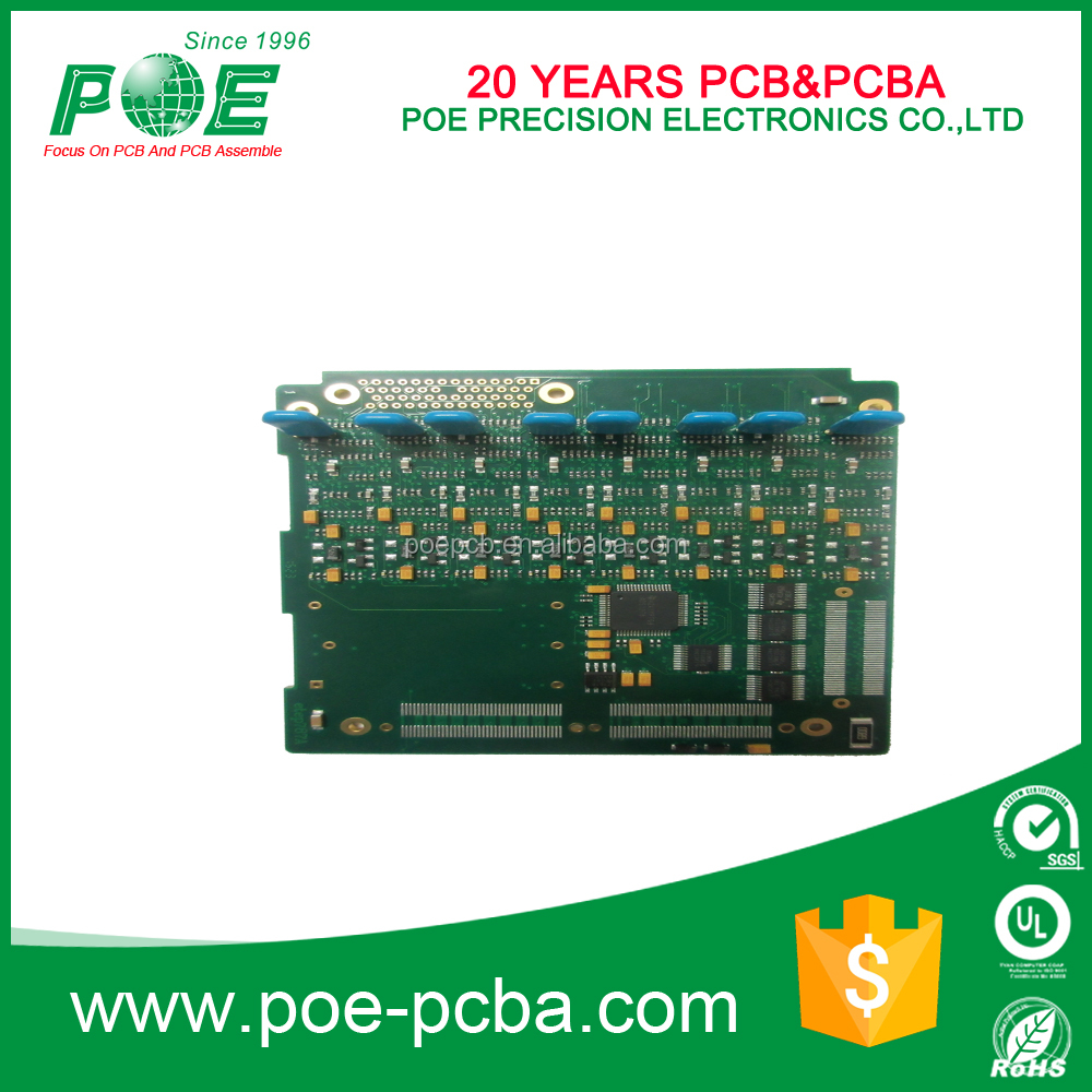 rohs printed circuit boards assembly control pcb assembly pcba supplier