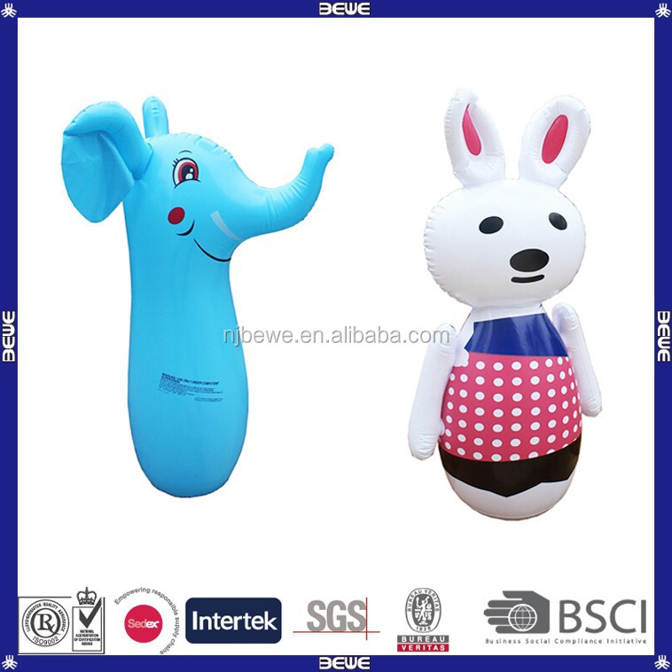 kids custom print cheap novelty inflatbale toy