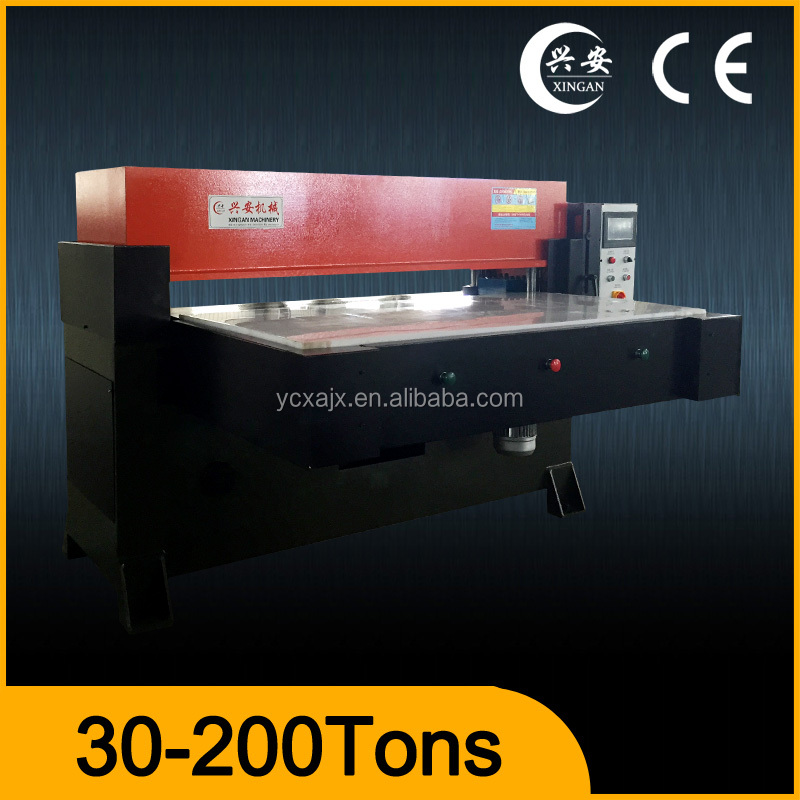 hydraulic screen protector membrane die cutting machine