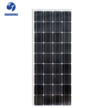 Hot Sale Chinese white/black 100w pv solar panel