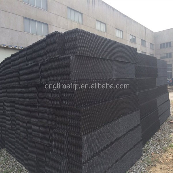 PVC Block fills cooling tower filling ,Kingsun Cooling Tower fill, PVC ...
