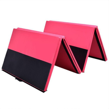 Alibaba China Manufacture Wholesale outdoor gym equipment extra thick foam gymnastics crash mats