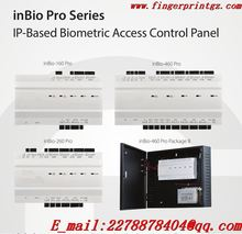 TCP/IP communication thru LAN or WAN networks inBioPro 260 Series IP-Based Biometric Access Control Panel access control system