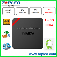 Wholesale Android Smart TV Set Top Box Cable TV Set Top Box with HD Output