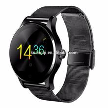 Hot selling android wear smart watch led flashing bracelet waterproof bluetooth smart