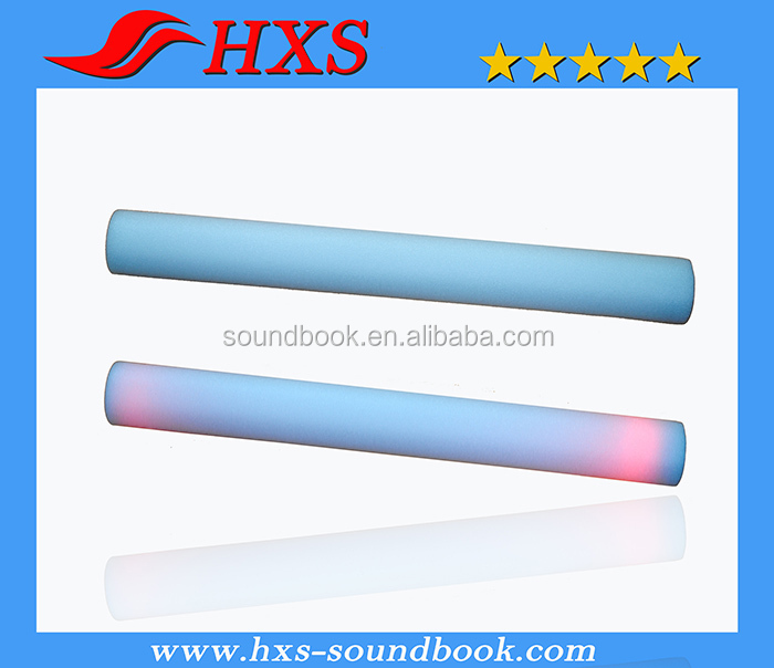 Custom Logo China LED Glow Foam Sticks