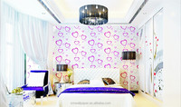 outdoor full color wallpaper led display cheap washable wallpaper for home decoration entertainment vinyl wallpaper