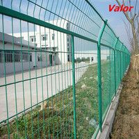 China hebei supplier green pvc horse fence for sale