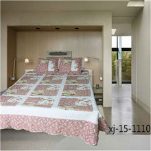 Best Prices special design beautiful quilted velvet bed covers