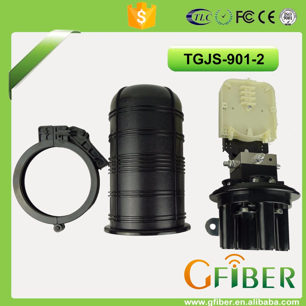 GFiber fiber jiont closure outdoor 48 cord