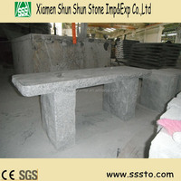 Best low price natural stone chair and table for sale