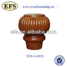 Best hottest classic turning wood furniture Legs(EFS-A-9029)