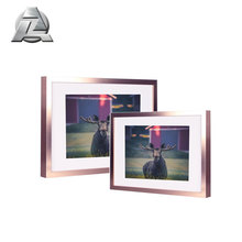11x14 16x20 rose gold latest design metal photo frame