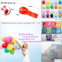 2016 hot sale air balloon, 100%latex balloon, fballoon stand for decoration
