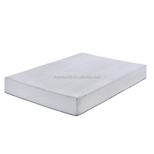 Custom knitted fabric high density support layer american memory foam mattress price in a box