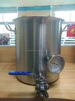 Stainless Steel Induction Bottom Home Beer Brewing Equipment
