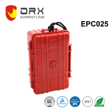 mini plastic case with water resistence