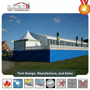 Nice Design 5x5 Pagoda Tent Manufacturer China