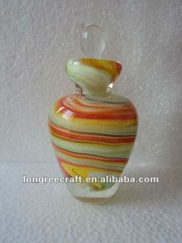 Modern Murano Glass Small Perfume Bottles