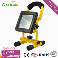 2016 Online shopping ip65 color changing outdoor led flood light