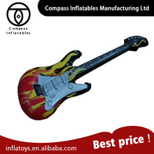 Beautiful Design Pvc Promotional Inflatable Guitar