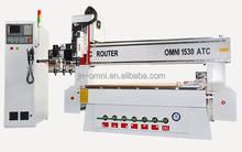 for sale hsd spindle atc cnc routers hsd atc cnc router OMNI 1530 Round tool change