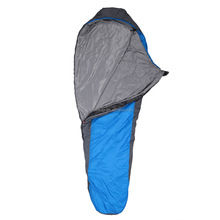High Quality Mini Camping Sleeping Bag 210 * 83cm Cutton Lining Sleeping Bags+Compression Bag Waterproof Portable