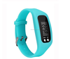 Promotional Electronic Run Tracker Digital Walking Distance Calorie Counter kids pedometer Watch