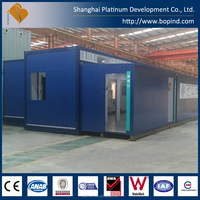 Fully Assembly Tiny Prefabricated Store