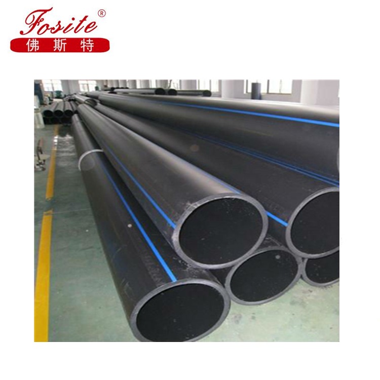 High quality tough chemical industrial farm irrigation hdpe pipe pn16 pe100 315mm diameter <strong>pe</strong> water pipe