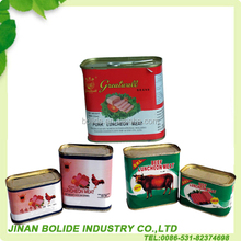 Hot sell canned meat