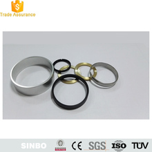 Customized non-standard precision 5 axis cnc machining metal o rings