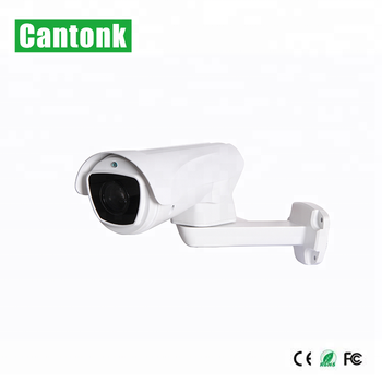 5MP Mini IR High Speed Bullet 4X Optical Zoom PTZ POE  IP Camera