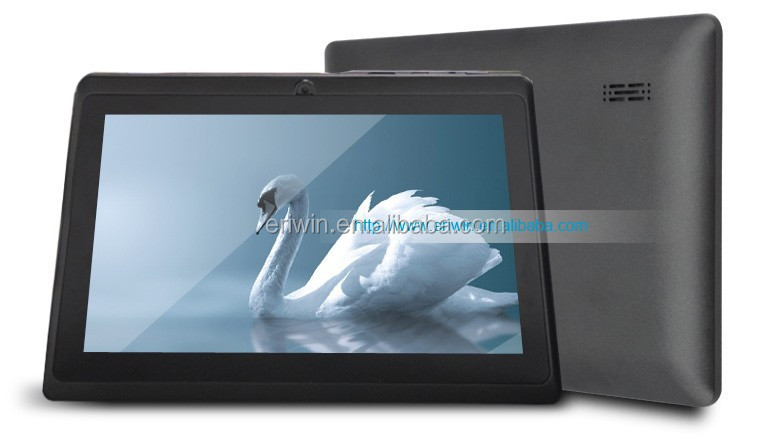 Cheapest tablet pc ZX-MD7001 Boxchip A13 7inch800*480 Android 4.2 RAM 512MB ROM 4GBMali 400 3D hardware