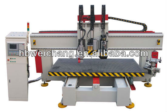 hobby cnc router kit SWCZZ1325 (CE)1300*2500mm,can make 5-axis cnc router