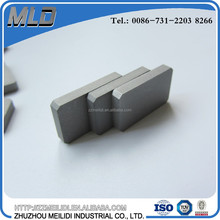 YG6 YG8 Tungsten Carbide Sheet,Cemented Carbide Board,Hard Alloy Block Plate