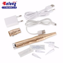 Solong Tattoo High Quality Digital Tattoo Machine Permanent Makeup Pen