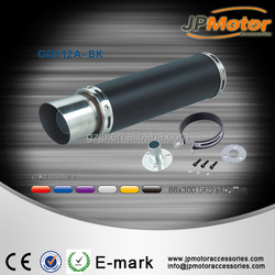 high quality from China 50 CC 100CC muffler exhaust motorcycle