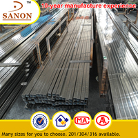 Foshan best buy square stainless steel tube per kg price list