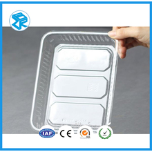 customizable large plastic tray for fruit and vegetable